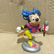 Figuras de Goma y PVC: FIGURA PVC MINNIE MICKEY MOUSE BULLY WEST GERMANY 1987. Lote 61855503