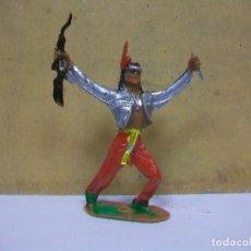 Figuras de Goma y PVC: FIGURA INDIO COMANSI - INDIO DE COMANSI. Lote 62029852