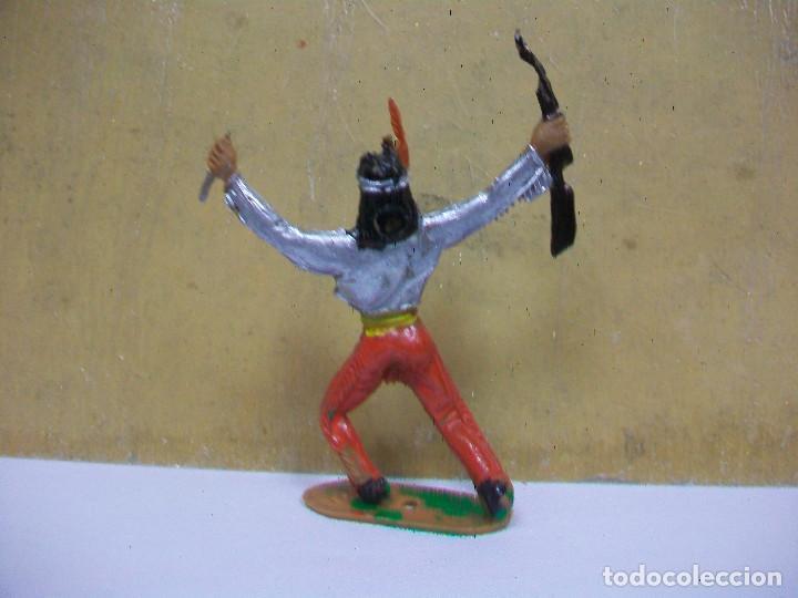 Figuras de Goma y PVC: figura indio comansi - indio de comansi - Foto 2 - 62029852