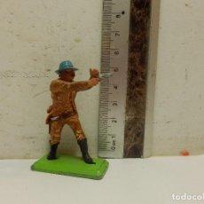 Figuras de Goma y PVC: FIGURA OESTE BRITAINS DEETAIL . Lote 62108872