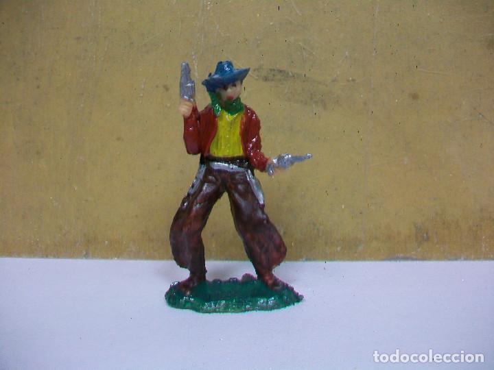 FIGURA VAQUERO REAMSA - FIGURA DE REAMSA (Juguetes - Figuras de Goma y Pvc - Reamsa y Gomarsa)