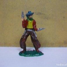 Figuras de Goma y PVC: FIGURA VAQUERO REAMSA - FIGURA DE REAMSA. Lote 62226088
