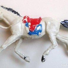 Figuras de Goma y PVC: CABALLO AÑOS 50. Lote 62275788