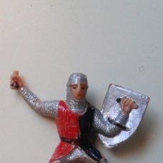 Figuras de Goma y PVC: MEDIEVAL -SERIE EL CID - AÑOS 50. Lote 62276460