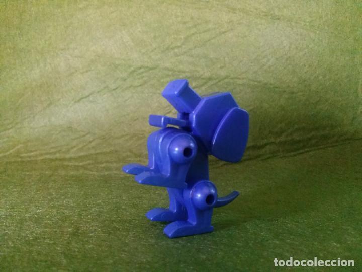 Figuras de Goma y PVC: figura perrito movible___4x3 cm - Foto 2 - 62446688