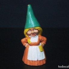 Figuras de Goma y PVC: FIGURA O MUÑECO GOMA PVC - LISA DE EL GNOMO - BRB. Lote 62571504