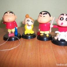 Figuras de Goma y PVC: LOTE SIN CHAN. Lote 62682152