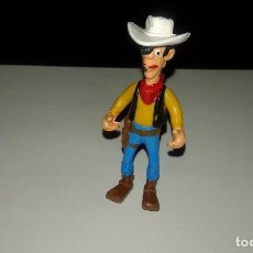 Figuras de Goma y PVC: LUCKY LUKE FIGURA DE PVC MADE IN SPAIN. Lote 62774836