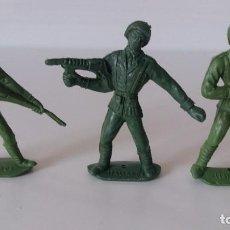 Figuras de Goma y PVC: COMANSI SOLDADOS ITALIANOS. Lote 63160420