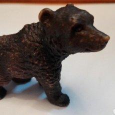 Figuras de Goma y PVC: C62 FIGURA SERIE ANIMALES SCHLEICH GERMANY CRIA DE OSO 1995 6X5CM. Lote 63405714