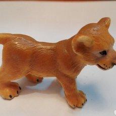 Figuras de Goma y PVC: C62 FIGURA SERIE ANIMALES SCHLEICH CRIA DE LEON 6X4CM. Lote 63405911