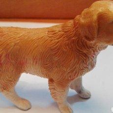 Figuras de Goma y PVC: C62 FIGURA SERIE ANIMALES SCHLEICH PERRO GOLDEN RETRIEVER MACHO 73527 2009 11X7CM. Lote 63406592