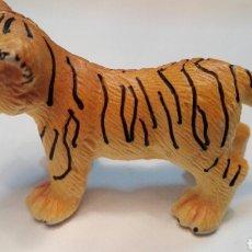 Figuras de Goma y PVC: C62 FIGURA SERIE ANIMALES CRIA DE TIGRE 7X4CM. Lote 63406851