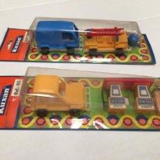 Figuras de Goma y PVC: JUGUETE EN PVC AÑOS 70 QUIOSKO DE PIPERO. Lote 63435520