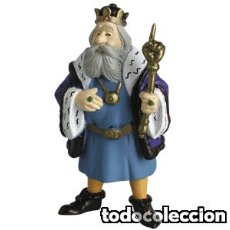 Figuras de Goma y PVC: FIGURA REY - FIGURAS ORIGINAL - OFICIAL PLASTOY. Lote 93390379