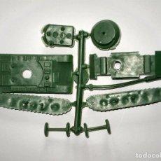 Figuras de Goma y PVC: MONTAPLEX - UNA COLADA DEL TANQUE SHERMAN DEL SOBRE Nº 629 - COLOR FOTO. Lote 142321770