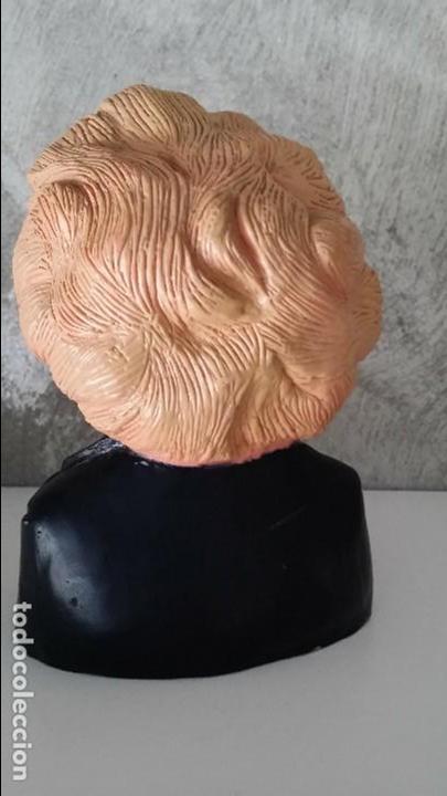 Figuras de Goma y PVC: Busto de goma Margaret Thatcher de spitting image - Foto 6 - 64121387