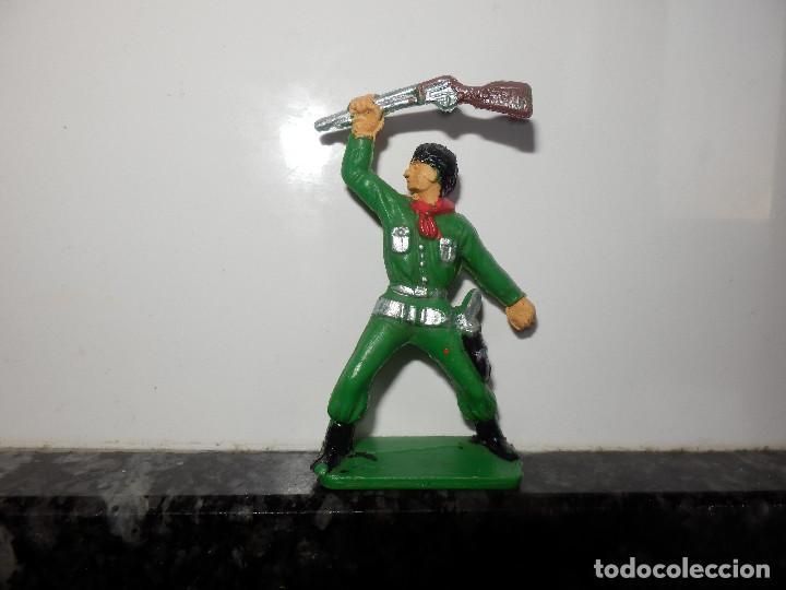 VAQUERO OESTE PVC JECSAN (Juguetes - Figuras de Goma y Pvc - Jecsan)