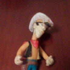 Figuras de Goma y PVC: MUÑECO LUCKY LUKE, MUY ANTIGUO. . Lote 64719778