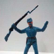 Figuras de Goma y PVC: SOLDADO FEDERAL . JECSAN. Lote 64781475