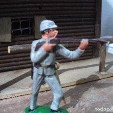 Figuras de Goma y PVC: SOLDADO CONFEDERADO DE LA BATALLA DE GETTYSBURG. Lote 64865567
