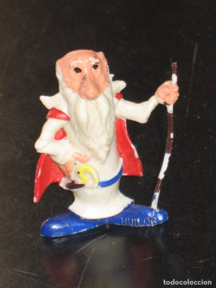 Figuras de Goma y PVC: LOTE FIGURAS HUILOR SERIE ASTERIX Y OBELIX - Foto 3 - 64869067