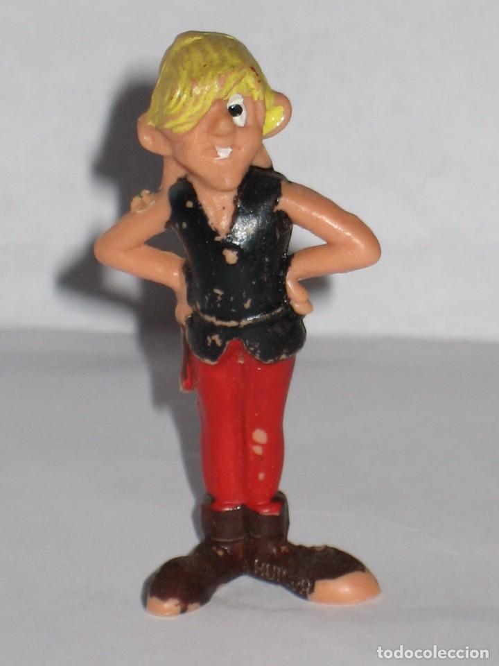 Figuras de Goma y PVC: LOTE FIGURAS HUILOR SERIE ASTERIX Y OBELIX - Foto 4 - 64869067