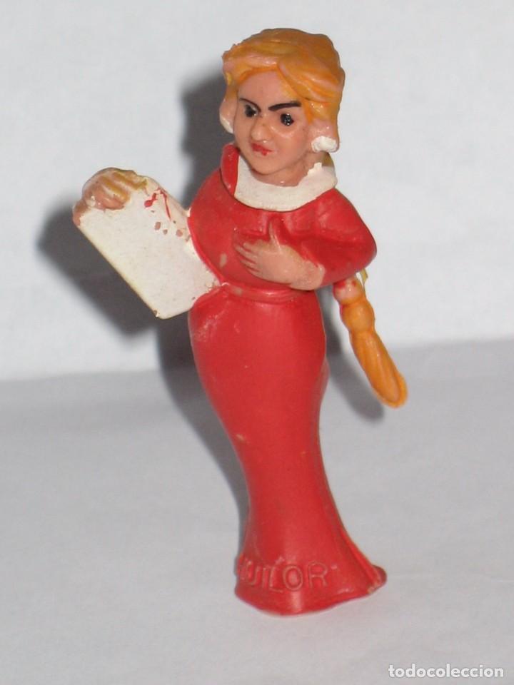Figuras de Goma y PVC: LOTE FIGURAS HUILOR SERIE ASTERIX Y OBELIX - Foto 6 - 64869067