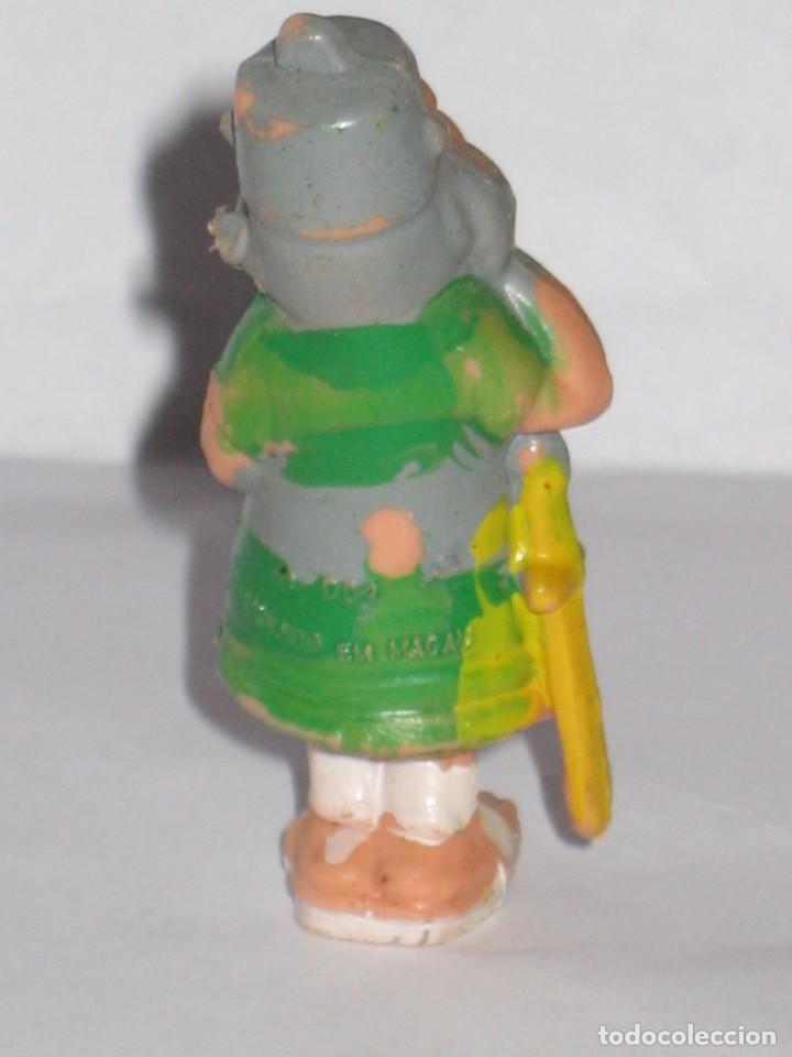 Figuras de Goma y PVC: LOTE FIGURAS HUILOR SERIE ASTERIX Y OBELIX - Foto 12 - 64869067