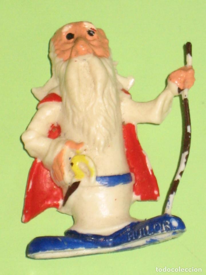 Figuras de Goma y PVC: LOTE FIGURAS HUILOR SERIE ASTERIX Y OBELIX - Foto 13 - 64869067