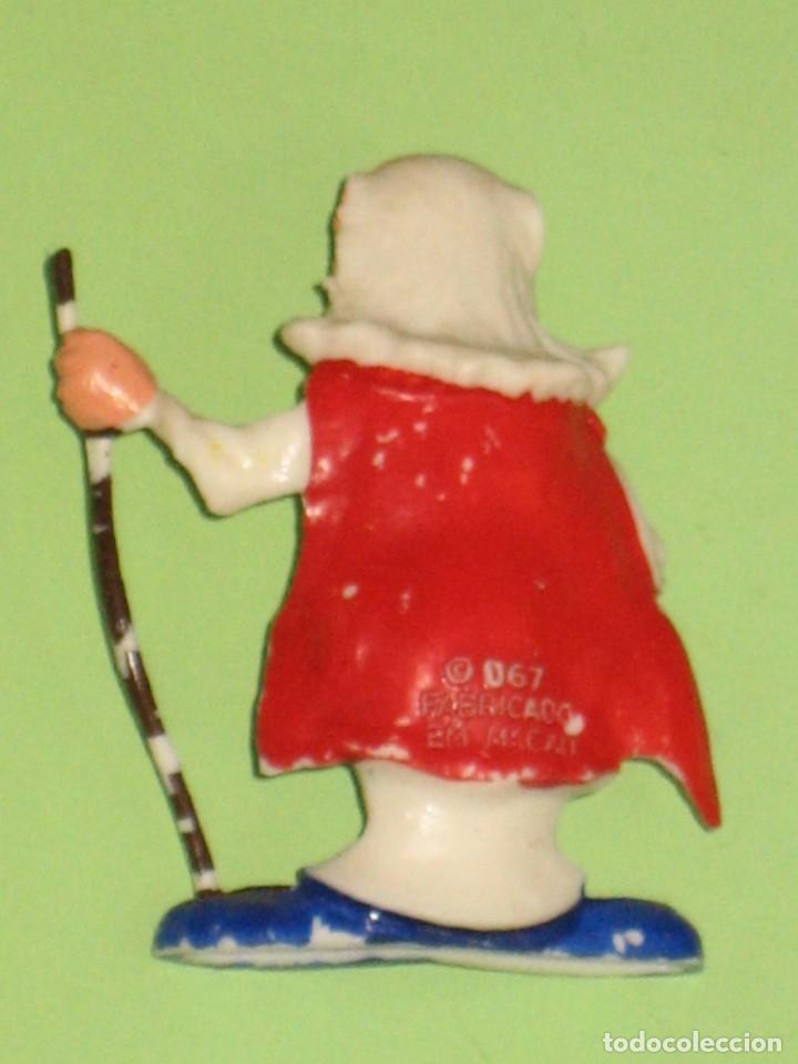 Figuras de Goma y PVC: LOTE FIGURAS HUILOR SERIE ASTERIX Y OBELIX - Foto 14 - 64869067