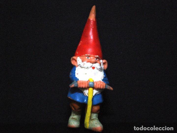 FIGURA O MUÑECO GOMA PVC - DAVID EL GNOMO - BRB (Juguetes - Figuras de Goma y Pvc - Otras)