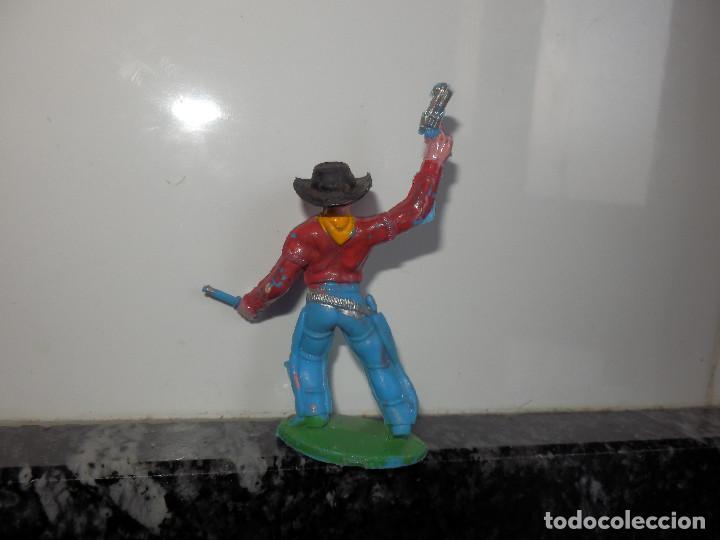 Figuras de Goma y PVC: vaquero pvc con gorro desmontable sotorres - Foto 2 - 65486274