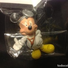 Figuras de Goma y PVC: FIGURA PVC MICKIE MOUSE DOCTOR BULLYLAND HAND PAINTED. Lote 66031150
