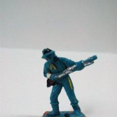 Figuras de Goma y PVC: SOLDADO FEDERAL . COMANSI . MINI OESTE. Lote 66138518