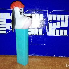 Dispensador Pez: DISPENSADOR DE CARAMELOS PEZ SIN PIE( PERRO ) NO FEET . Lote 66160110