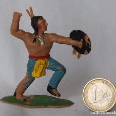 Figuras de Goma y PVC: INDIO. Lote 66254514