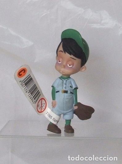 FIGURA PVC MIKE - MEET THE ROBINSONS - ORIGINAL DE BULLYLAND (Juguetes - Figuras de Goma y Pvc - Bully)