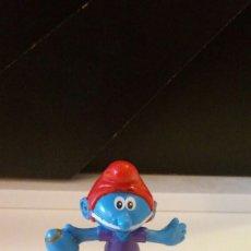 Figuras de Goma y PVC: FIGURA PVC PITUFO. Lote 66453014