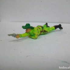 Figuras de Goma y PVC: FIGURA VAQUERO PECH HERMANOS - FIGURA HERMANOS PECH . Lote 66455306