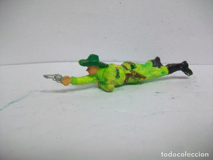 Figuras de Goma y PVC: FIGURA VAQUERO PECH HERMANOS - FIGURA HERMANOS PECH - Foto 3 - 66455306