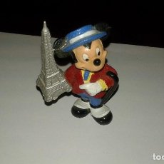 Figuras de Goma y PVC: WALT DISNEY MICKEY MOUSE PVC BULLY MADE IN GERMANY. Lote 66477090