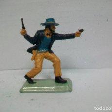 Figuras de Goma y PVC: FIGURA VAQUERO BRITAINS - FIGURA DE BRITAINS. Lote 66862850