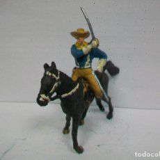 Figuras de Goma y PVC: FIGURA YANKEE PECH HERMANOS - FIGURA YANQUI SEPTIMO 7º CABALLERIA DE HERMANOS PECH. Lote 66865918