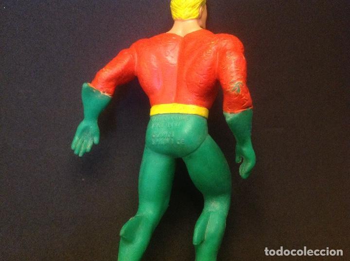 Figuras de Goma y PVC: Figura pvc Aquaman comics spain 1991 - Foto 4 - 66874306