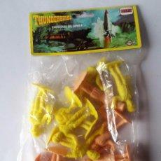 Figuras de Goma y PVC: COMANSI, BOLSA DE THUNDERBIRDS - GUARDIANES DEL ESPACIO ---SIN ABRIR---. Lote 66887682
