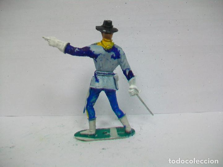 Figuras de Goma y PVC: FIGURA GENERAL YANKEE COMANSI - YANQUI DE COMANSI - Foto 2 - 66973822