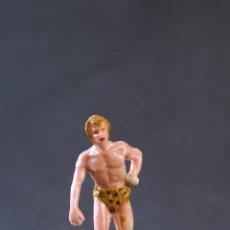 Figuras de Goma y PVC: FIGURA DE TARZAN DE LOS MONOS. Lote 67021006