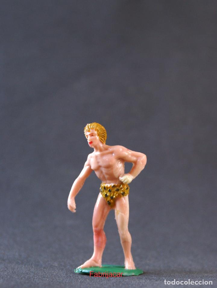 Figuras de Goma y PVC: Figura de Tarzan de los monos - Foto 2 - 67021006