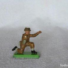 Figuras de Goma y PVC: SOLDADO INGLES BRITAINS LTD 1971 DEETAIL MADE IN ENGLAND BRITISH SOLDIER 3. Lote 67156425